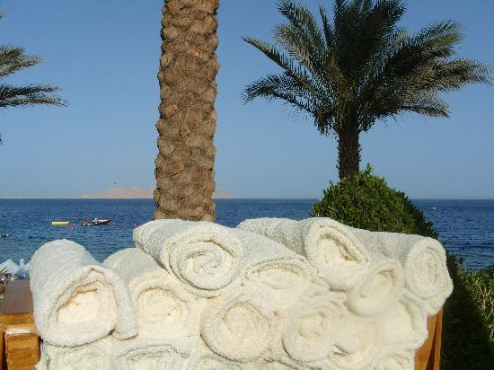 Four Seasons Resort Sharm El Sheikh: at the beach