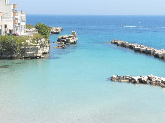 Οτράντο, Ιταλία: Spiaggia di Otranto