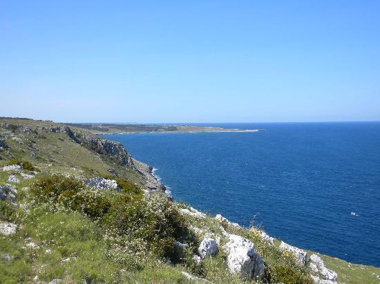 Οτράντο, Ιταλία: La baia dell'Orte a Otranto