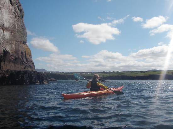 Dingle, Ireland: Beginning of the trip!