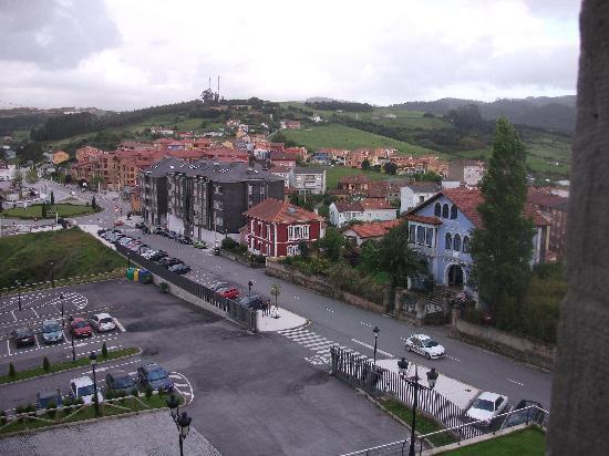 Hotel Palacio de la Magdalena : VISTA DESDE LA HABITACION