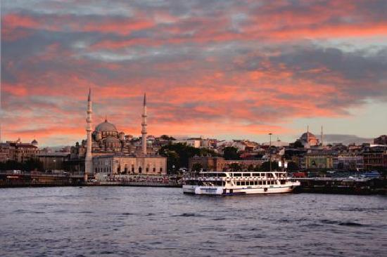 Istanbul, Turki: Il Corno d'Oro
