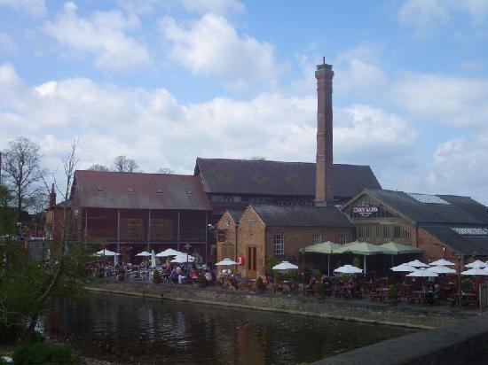 Cotswolds, UK: Cotswold - Stradfords on Avon -UK