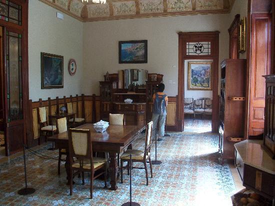 la billeterie: fotografía de Museu Modernista Can Prunera, Sóller - TripAdvisor