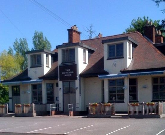 Sutton Coldfield, UK: The Butlers Arms