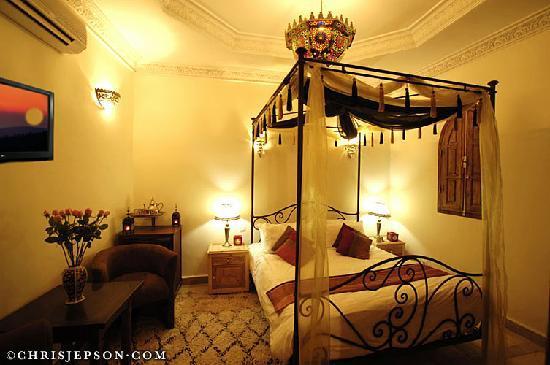 Riad Jonan: Une chambre