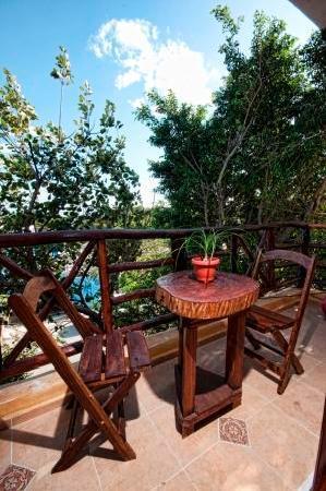 Maison Tulum: Penthouse terrace