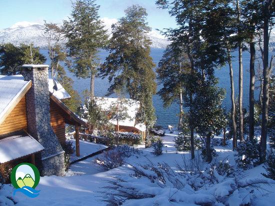 Cabanas Quetrihue: Invierno en Quetrihue
