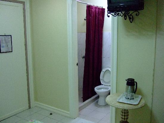 NS Royal Pensione : バスルーム