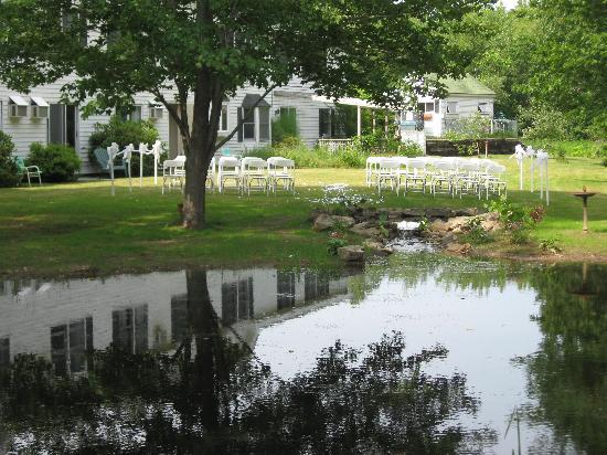 Ocean Woods Resort: Great location for a wedding or family reunion