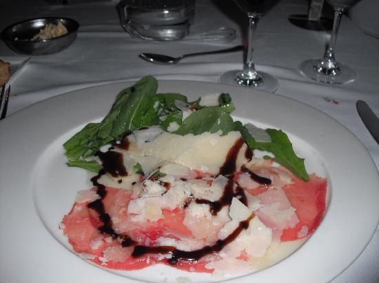 Blue Collection Belek : Italian food