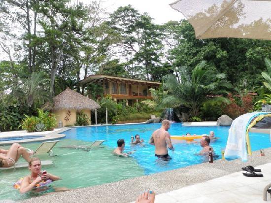 DoceLunas Hotel, Restaurant & Spa: Pool time at Doce Lunas