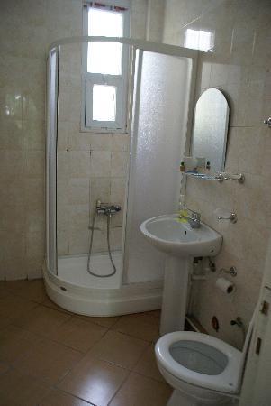 Optimist Hotel: Toilet