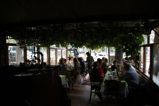 Optimist Hotel: Restaurant 1