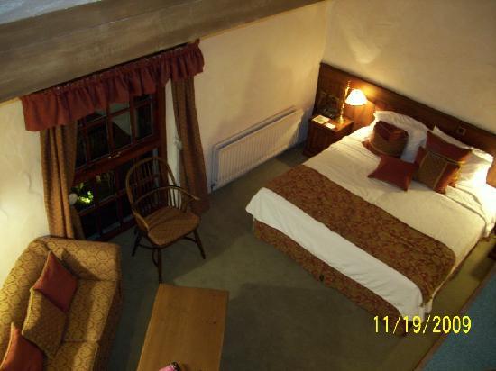 The Bushmills Inn Hotel: View from Loft