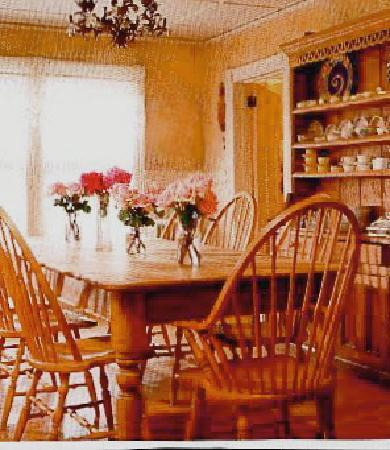 Southampton, NY: Breakfast Dining Room
