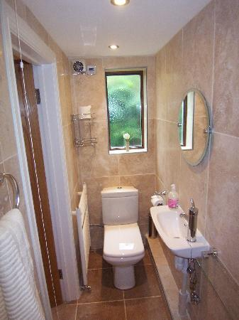 Maiden Newton, UK: En suite shower rooms
