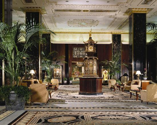 Waldorf Astoria New York: Main Lobby