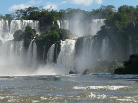 Puerto Iguazu, Argentina: Iguazu Falls Argentina
