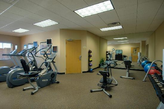 Courtyard Phoenix West/Avondale: Fitness Center