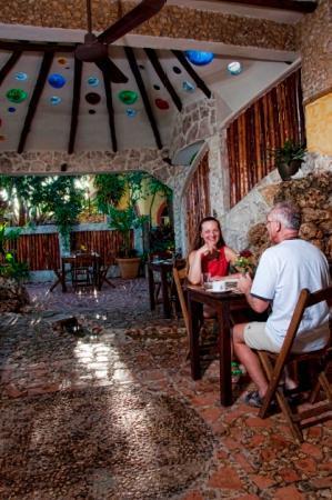 Maison Tulum: Restaurant Xcatic