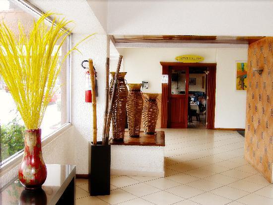 Hotel Del Valle: Recepción