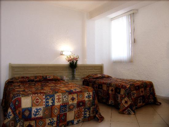 Hotel Del Valle: Habitaciones