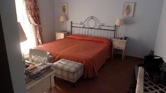 Graniti, İtalya: Das Zimmer