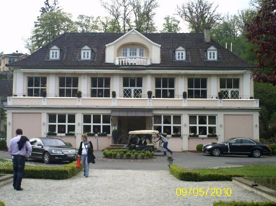 BollAnts - Spa im Park: Das Hotel
