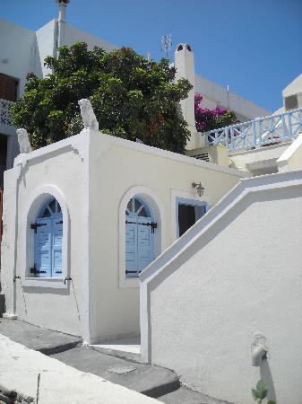Villa Roussa: facciata