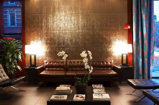 The Ridge Hotel: HEH Lobby