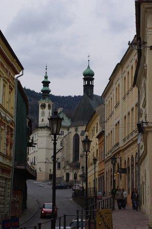Banská Štiavnica, Slovensko: Banska Stiavnica