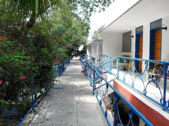 Coconut Villa Hotel: North building