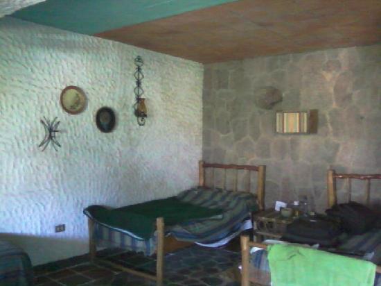 Eco Hotel Uxlabil Atitlan: Nice, cozy room!