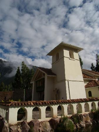 Aranwa Sacred Valley Hotel & Wellness: La Iglesia del hotel