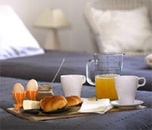 La Scuderia B&B : Colazione/ Breakfast
