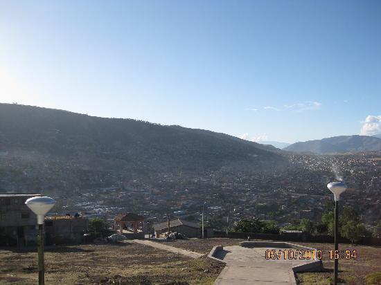 Аякучо, Перу: Mirador de Acuchimay