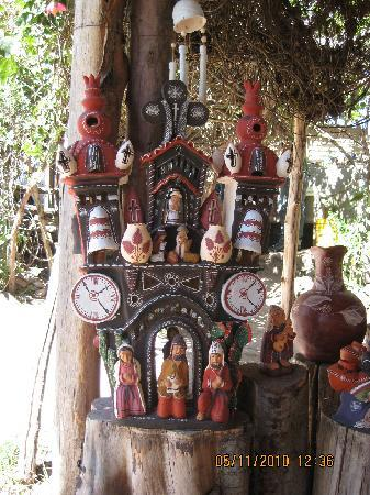 Ayacucho, Peru: artcraft