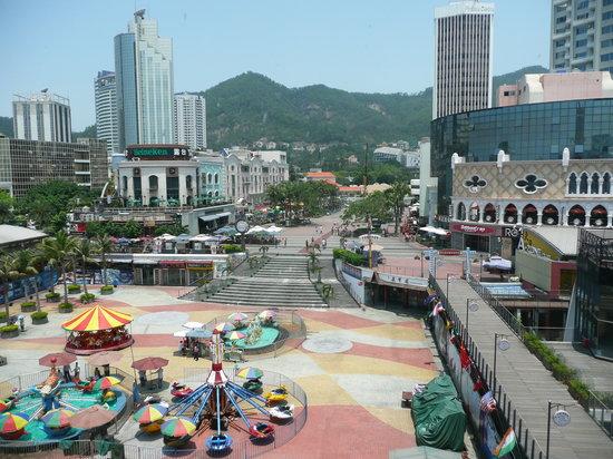 3 Tage in Shenzhen