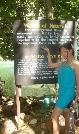 Puerto Princesa Underground River: world heritage site