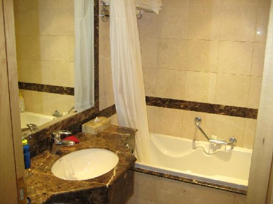Le Meridien Makkah: Bathroom