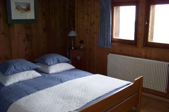 La Ferme du Bourgoz: Our Room