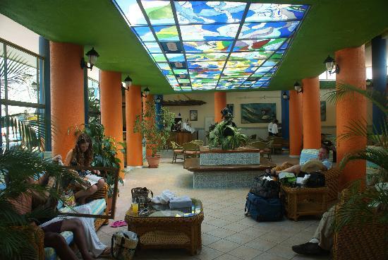 Hotel Gran Caribe Sunbeach: Lobby Hotetur Sunbeach