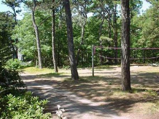 Yarmouth Country Cabins: great trail