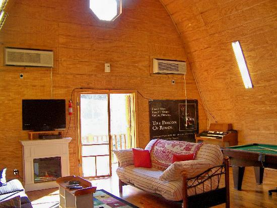 Country Manor Acres: The Hay Loft Game Room