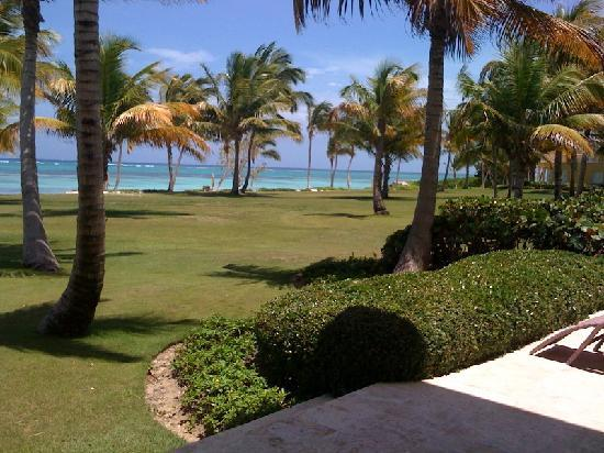 Tortuga Bay Hotel Puntacana Resort & Club: View from the villa