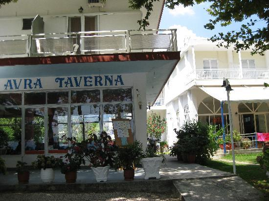 Avra Beach Hotel Picture