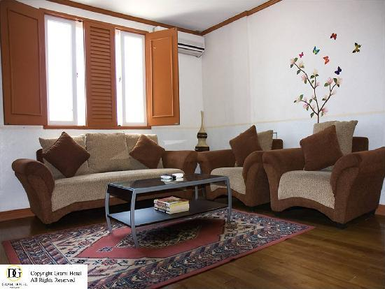 DG Grami Hotel: Family Room