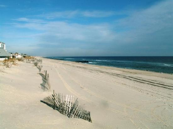 Ortley Beach, NJ: White Sandy Beaches