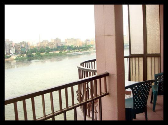Arabia Hotel: Panoramic Balcony